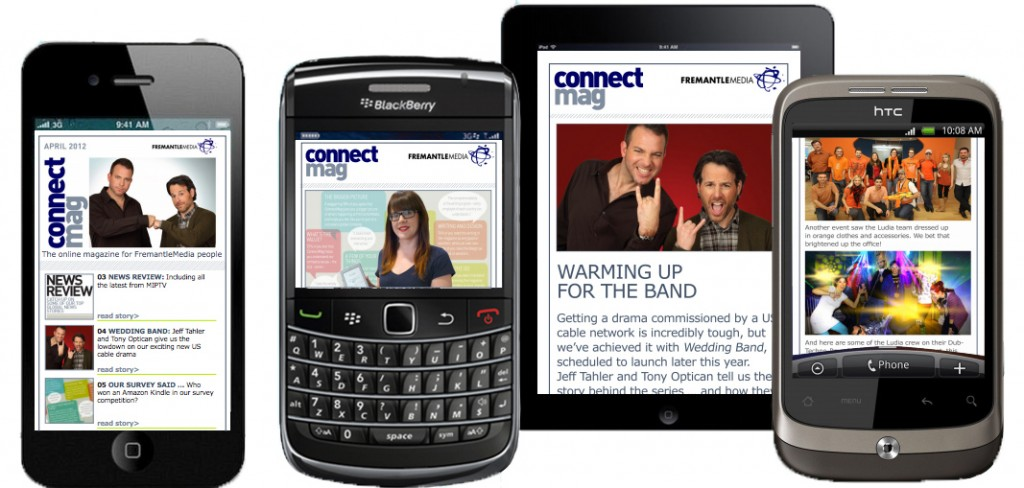 connectmag mobile