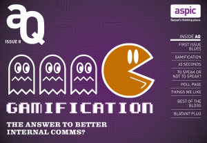 AQ Magazine Gamification