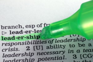 leadership marker