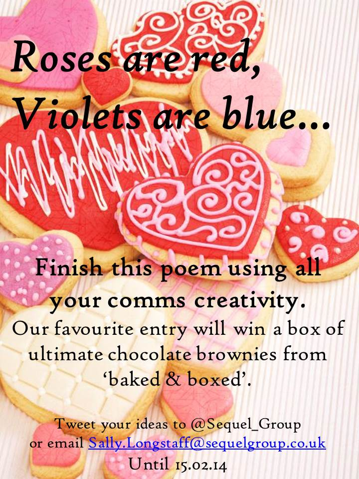 Valentine competition