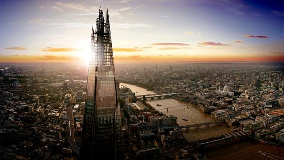 The Shard image
